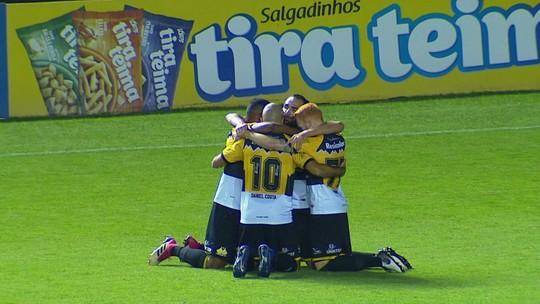 Criciúma 2x0 Londrina: veja os gols e os melhores lances do jogo da 35ª rodada da Série B