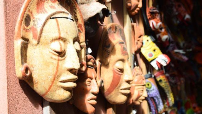 Desaparecimento dos maias é alvo de diversas teorias e mitos (Foto: GETTY IMAGES/via BBC News Brasil)