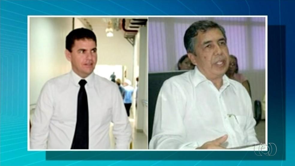 Médicos de Araguaína são investigados por participar de esquema de corrupção na compra de materiais hospitalares (Foto: Reprodução/TV Anhanguera)