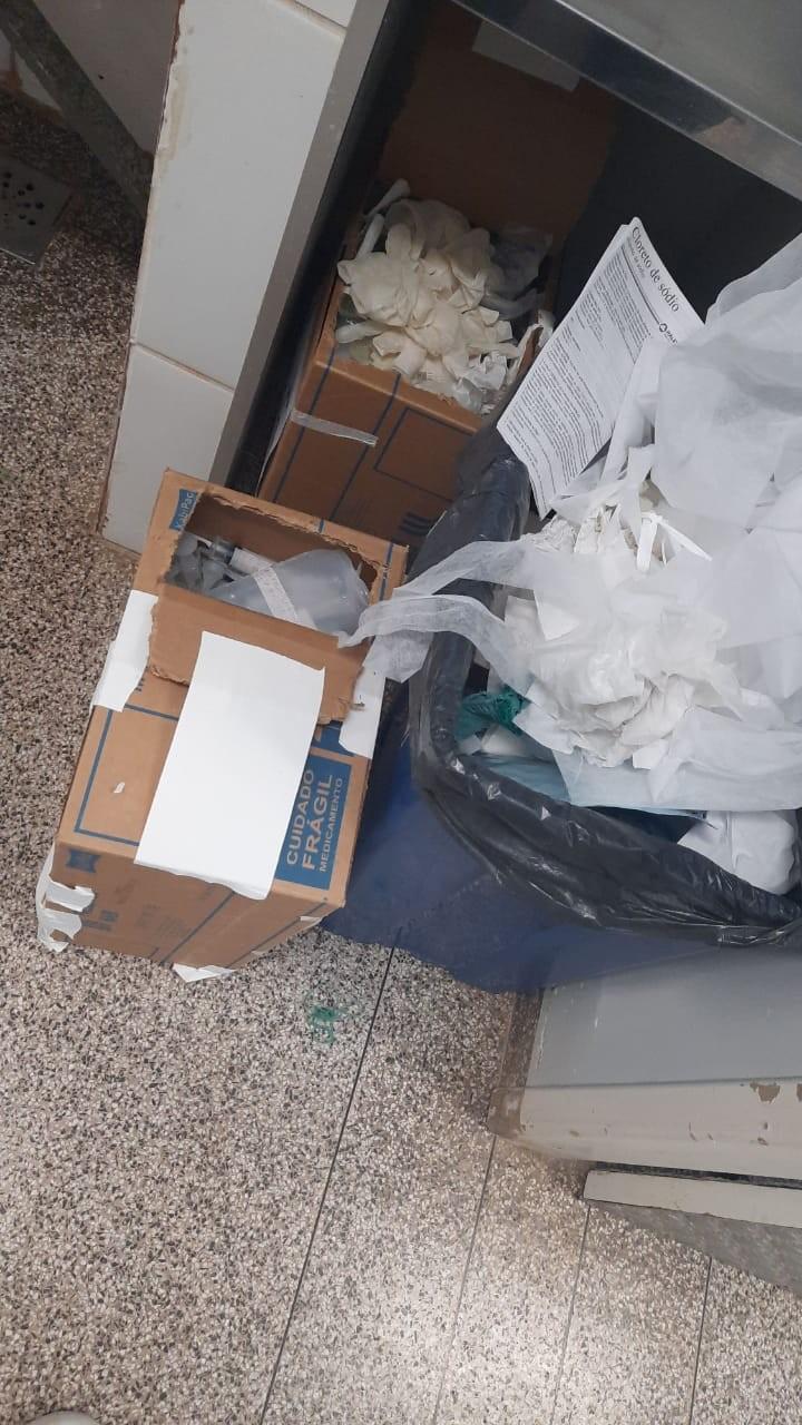 Cemetron deixa de receber pacientes devido a falta de coleta de lixo hospitalar em RO