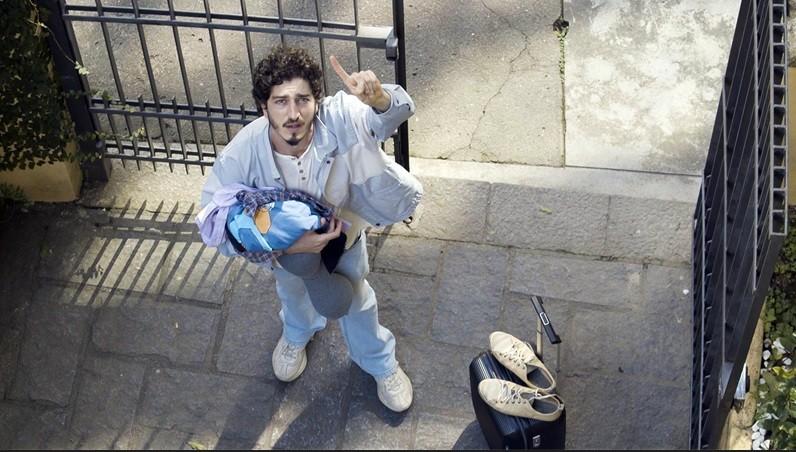 Johnny Massaro como Hugo, de 'Amor e sorte' (Foto: Divulgação)