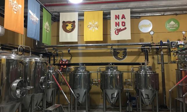 A Nano Cervejaria da Colorado