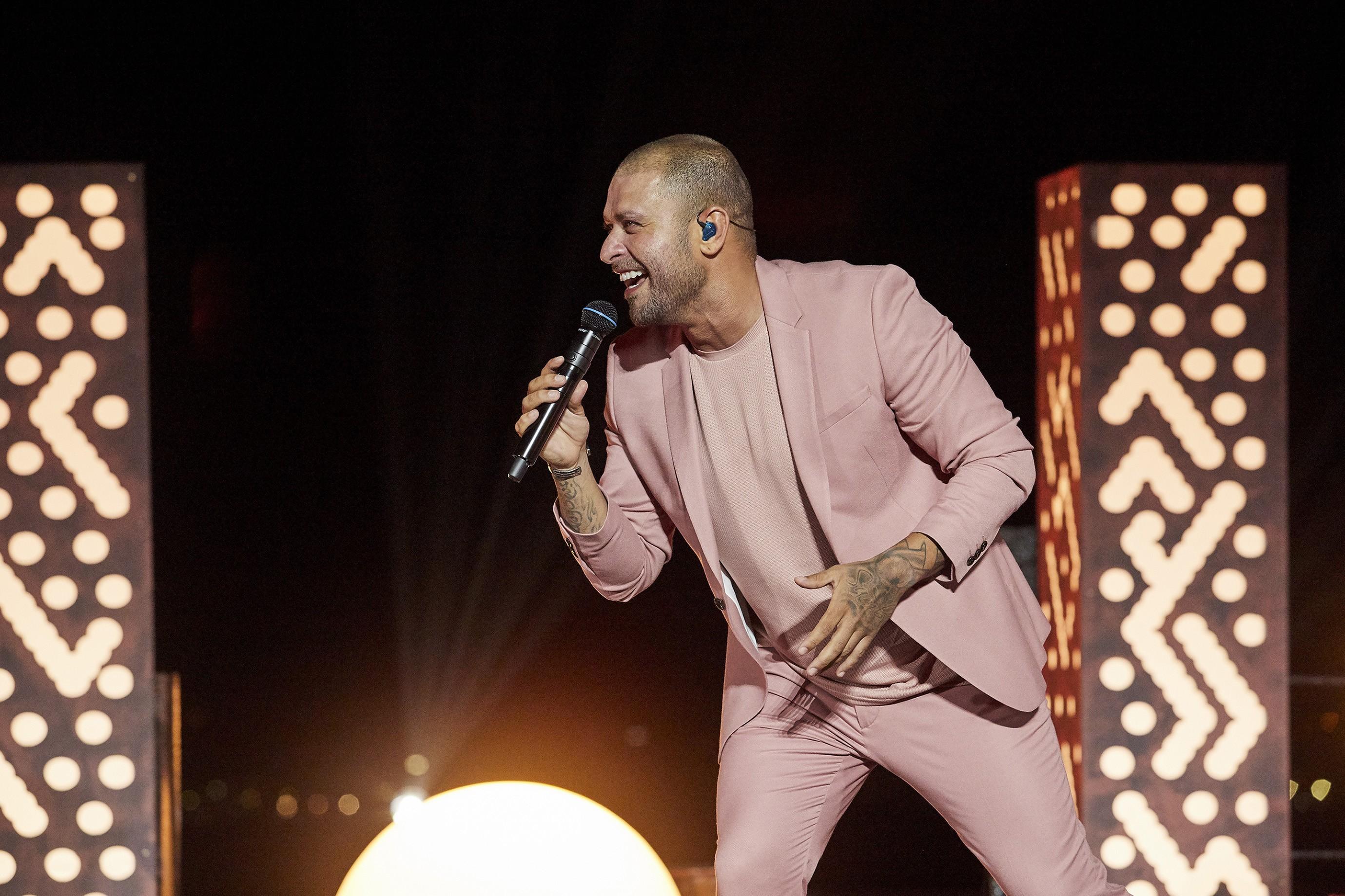 Diogo Nogueira abre parceria com Moacyr Luz entre as músicas inéditas do álbum 'Lua'