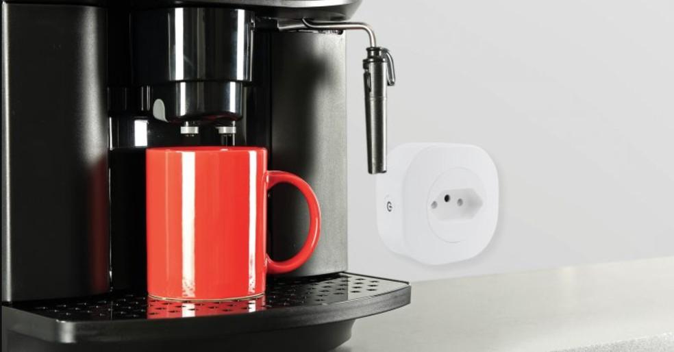 Hi by Geonav permite programar funcionamento de eletrodomésticos — Foto: Divulgação/Geonav