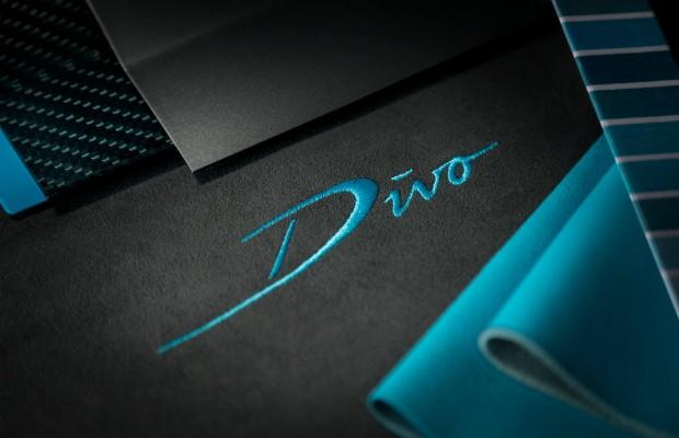 Imagem divulgada pela marca para o Bugatti Divo (Foto: Reprodução Facebook)