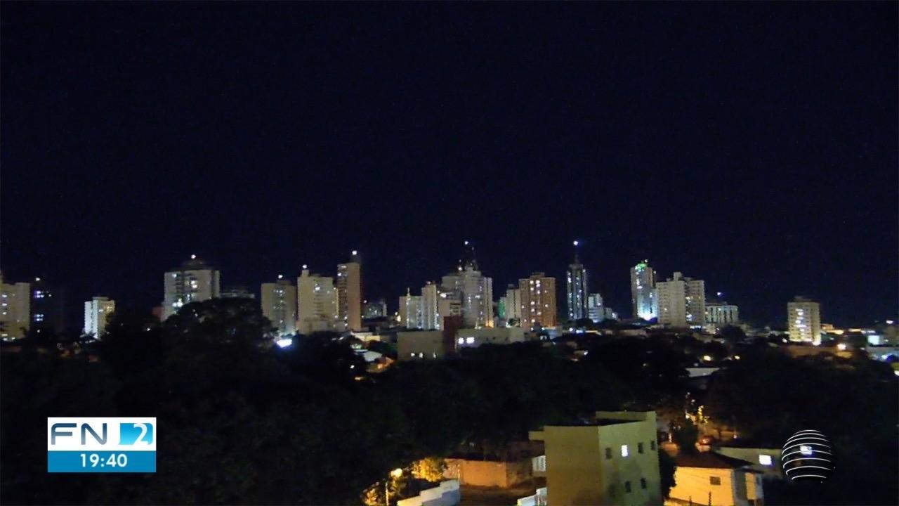 Tempo deve continuar instável no Oeste Paulista na próxima semana