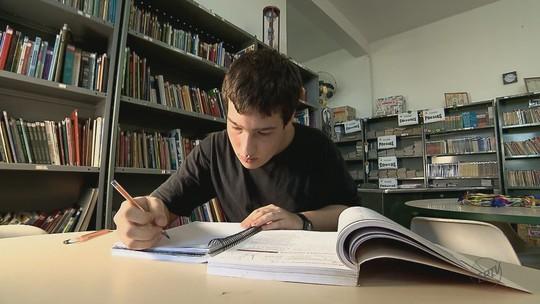 Estudante de Santa Rita do Passa Quatro é aprovado em cinco vestibulares de exatas