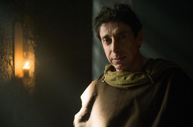 Cassio Scapin em 'Deus salve o rei' (Foto: Raquel Cunha/TV Globo)
