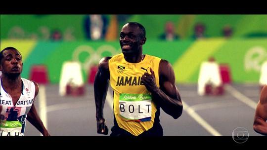 Veja Usain Bolt correndo ao som de Bob Marley