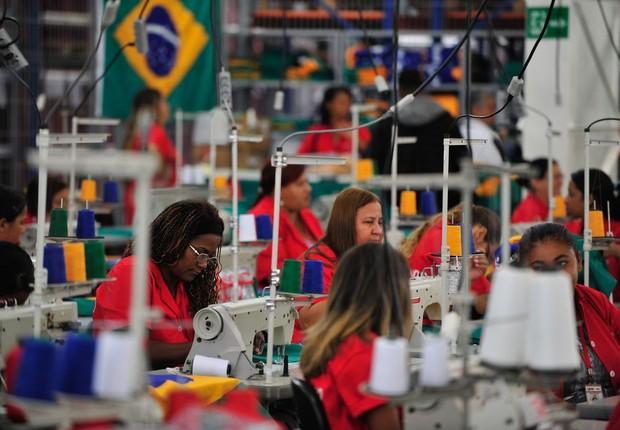 indústria (Foto: Marcelo Camargo/Agência Brasil)