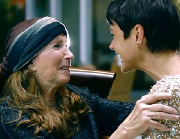 Dona Alda, mãe da Xuxa (Foto: Divulgação)
