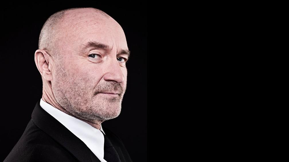 Phil Collins confirma shows no Brasil no ano que vem