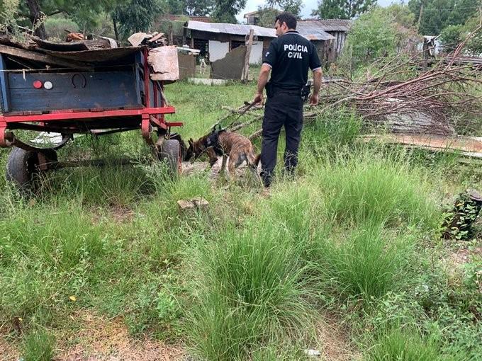 Suspeitos são presos em operação contra tráfico de drogas e incêndios criminosos em Passo Fundo