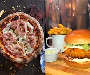 Pizza de mortadela e hambúrguer de coxinha: pratos especiais para celebrar São Paulo