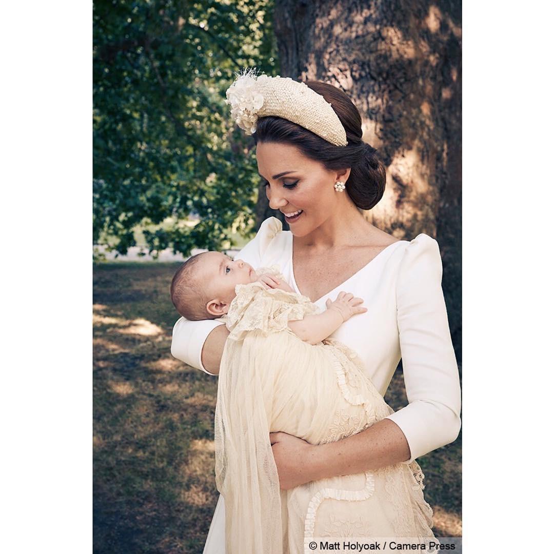 Kate e Louis (Foto: Reprodução Instagram)