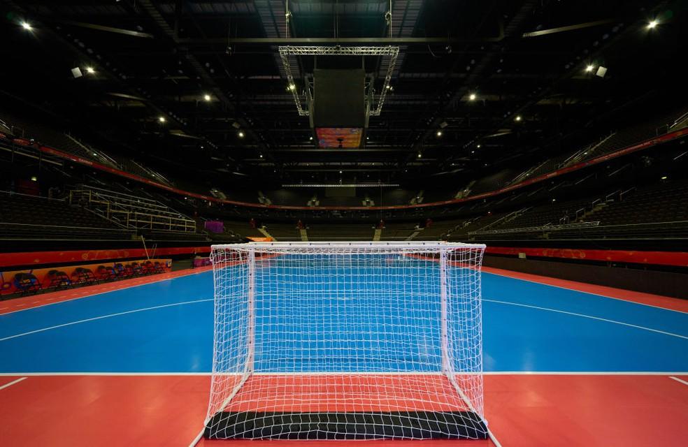 Futsal atualmente é praticado em mais de 180 países — Foto: Angel Martinez/FIFA