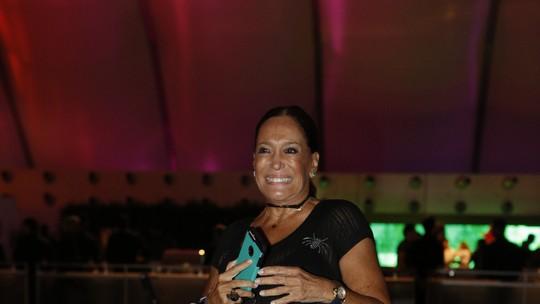 Susana Vieira no Rock in Rio: 'Tudo que é moderno e jovem, pode contar comigo'