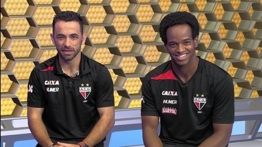 Valorizados, Magno Cruz e Gilsinho revelam propostas, inclusive do Goiás