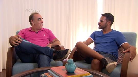 Sérgio Machado fala da admiração de baianos e pernambucanos pelos pugilistas Holyfield e Todo Duro