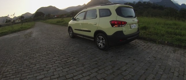Chevrolet Spin Active7 2019
