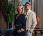 'O outro lado do paraíso': Fabiana (Fernanda Rodrigues) e Renato (Rafael Cardoso) | TV Globo