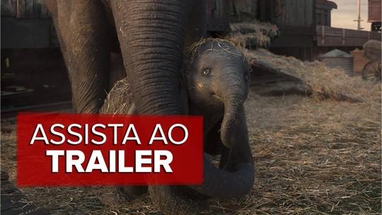 Live action 'Dumbo' estreia nos cinemas da Paraíba