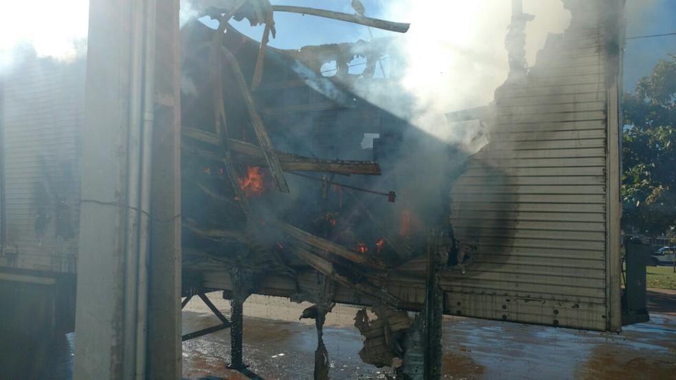 Caso aconteceu na quinta-feira (11), no oeste da Bahia (Foto: Edivaldo Braga/ Blog do Braga)