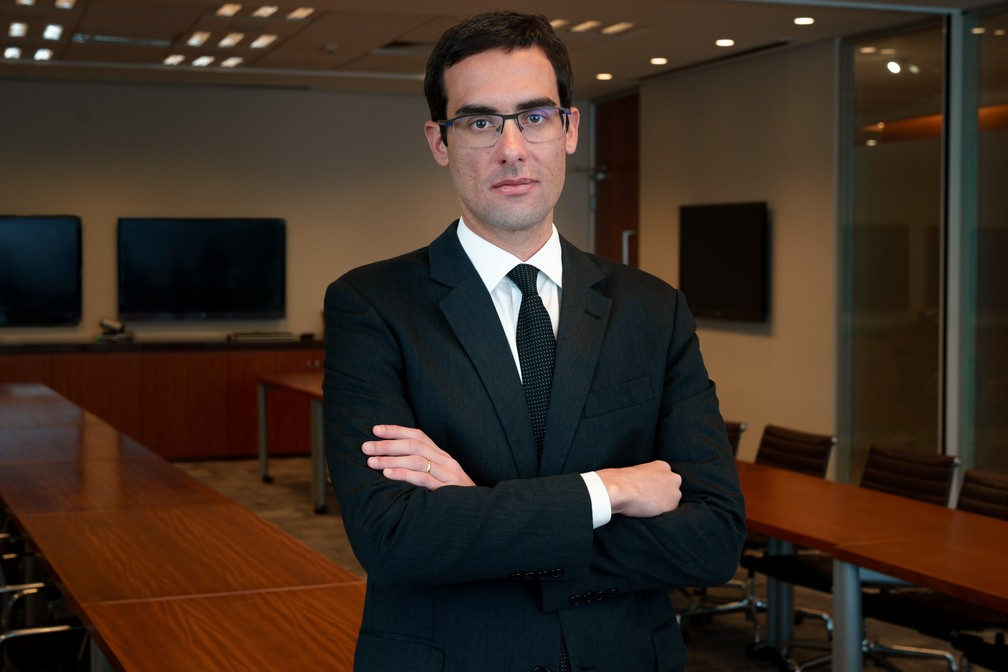Leonardo Fonseca, economista-chefe do Credit Suisse — Foto: Marcelo Brandt/G1