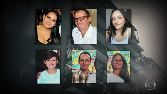 Fantástico mostra detalhes do que aconteceu no dia em que família brasileira morreu no Chile