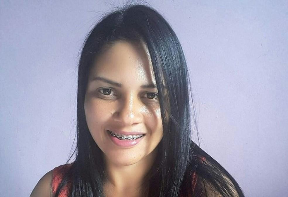 Keila dos Santos foi morta pelo ex — Foto: Arquivo Pessoal