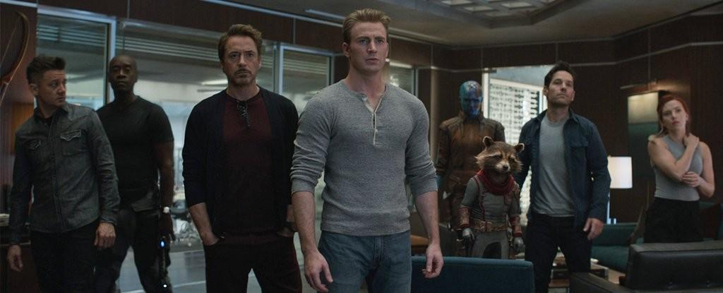 Vingadores:Ultimato (Foto: Reprodução/Marvel)