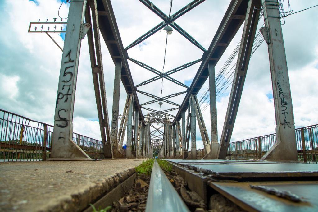 Ponte Metálica, que liga Timon à Teresina, será totalmente interditada por 15 dias para obras na estrutura