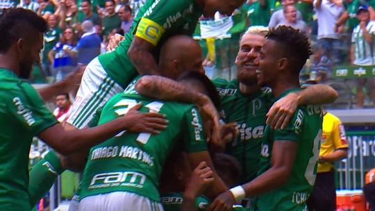 Santos leva a melhor em mata-matas contra o Palmeiras; veja retrospecto