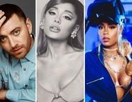 Lançamentos da semana: Duda Beat, Sam Smith, Ariana Grande, MC Rebecca e Karol Conká, e mais!