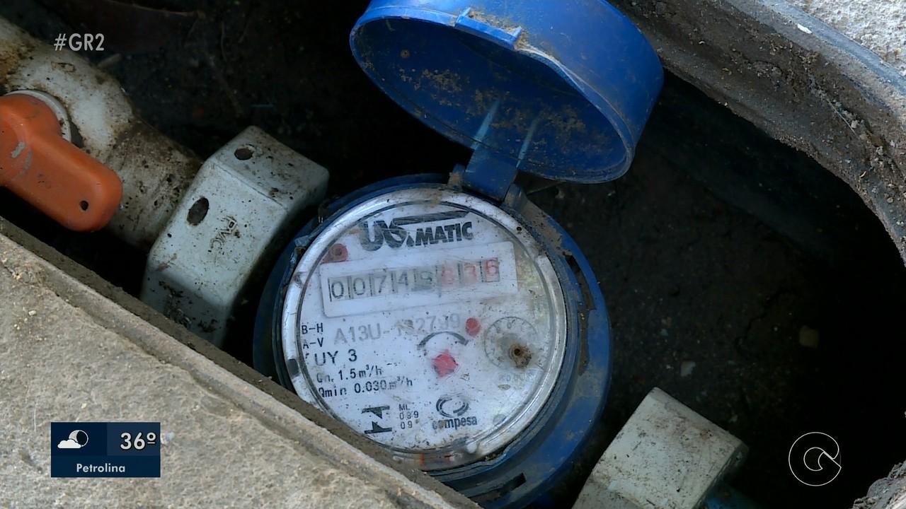 Conta de água fica mais cara em Pernambuco