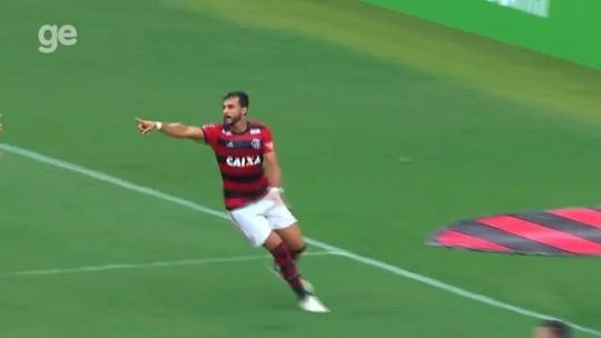 Confira os gols da rodada de quinta-feira do Brasileirão