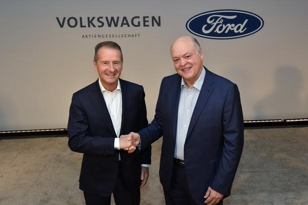 Aliança Ford VW (Foto: Divulgação)