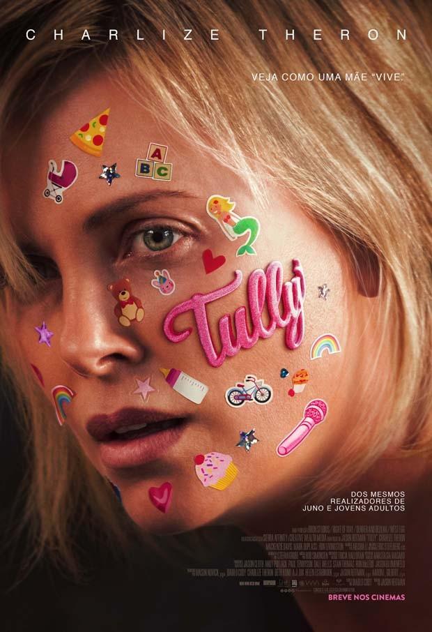 Protagonizado por Charlize Theron, 'Tully' une simplicidade e força para retratar a maternidade (Foto: Diamond Films/Divulgação)