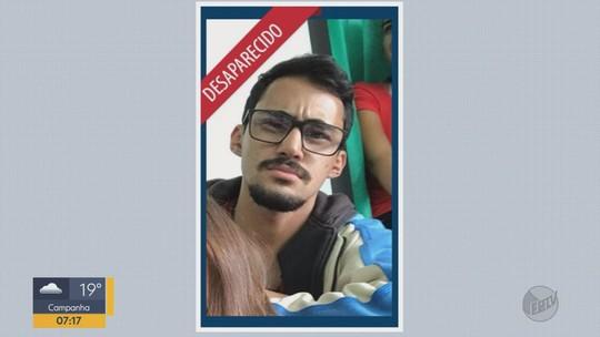 Corpo de jovem desaparecido em réveillon é encontrado no Rio Verde, em São Lourenço