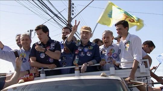 Henrique Meirelles diz que não usa segurança da PF por não temer ataques: 'Minha ação é de união'