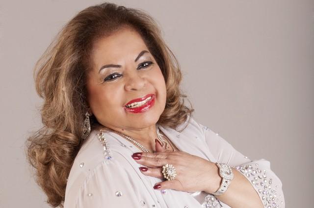 Ângela Maria (Foto: Divulgação)