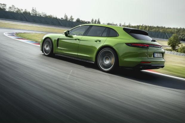 Porsche Panamera GTS Sport Turismo (Foto: Divulgação)