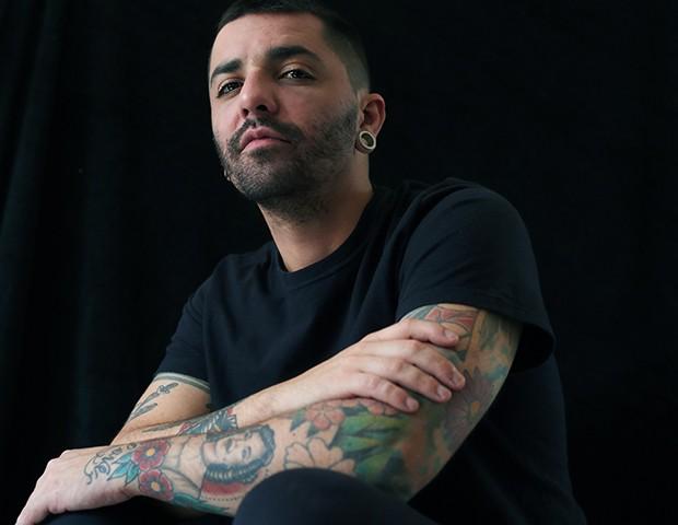 O estilista Lucas Magalhães (Foto: Divulgação / Gustavo Marx)