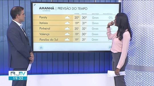 Previsão do tempo: feriado prolongado será de tempo firme no Sul do Rio