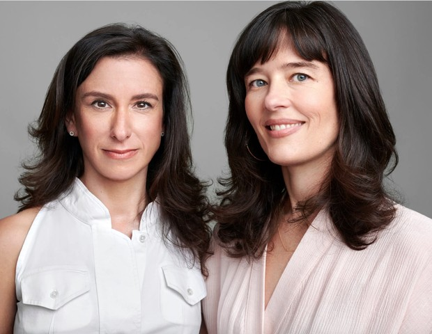 As jornalistas Jodi Kantor e Megan Twohey, do The New York Times (Foto: Martin Schoeller )