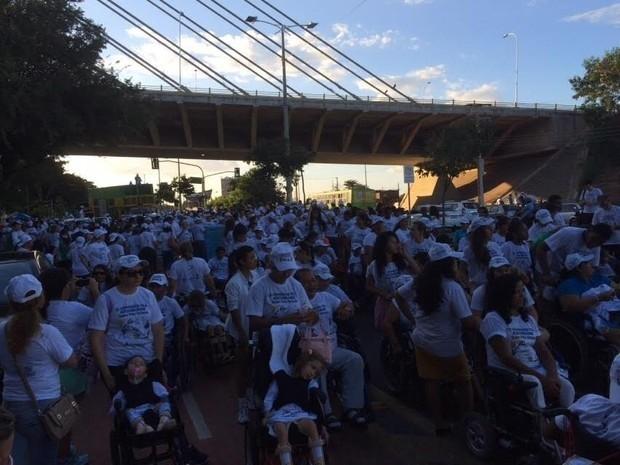 Caminhada pela Acessibilidade é cancelada em Teresina por causa da pandemia do coronavírus