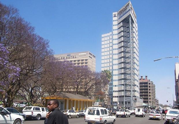 Zimbábue (Foto: (Foto: Damien Farrell/Wikipedia))