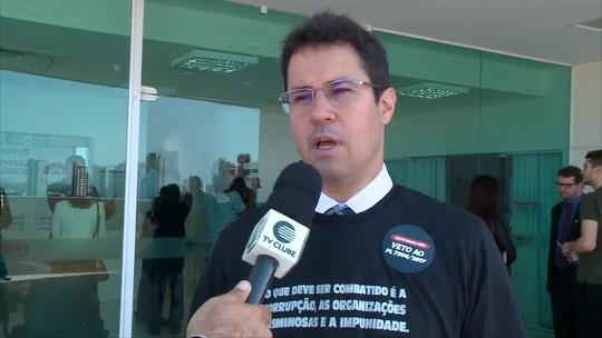 Magistrados do Piauí protestam contra lei de abuso de autoridade aprovada no Congresso Nacional
