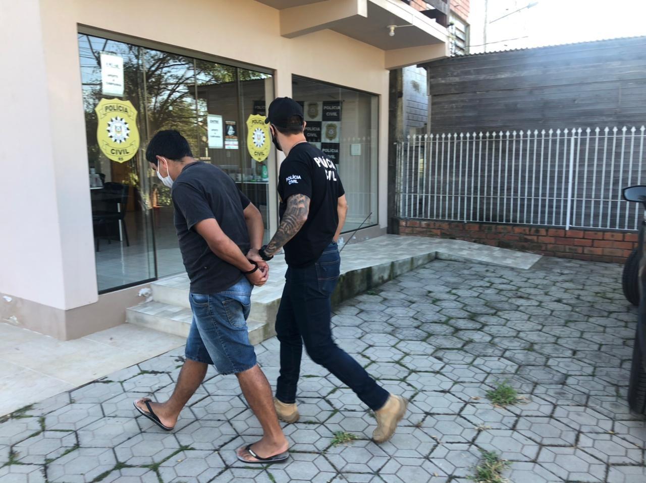Operação contra estelionato, falsidade documental e organização criminosa prende suspeitos em Glorinha