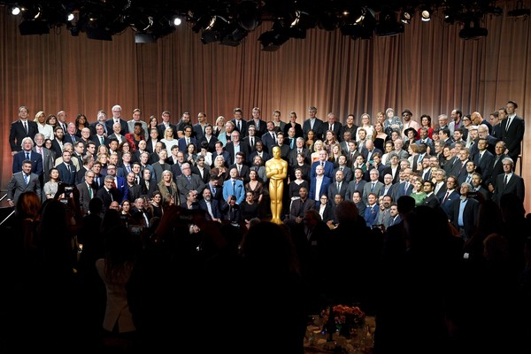 Indicados ao Oscar 2018 (Foto: Getty Images)